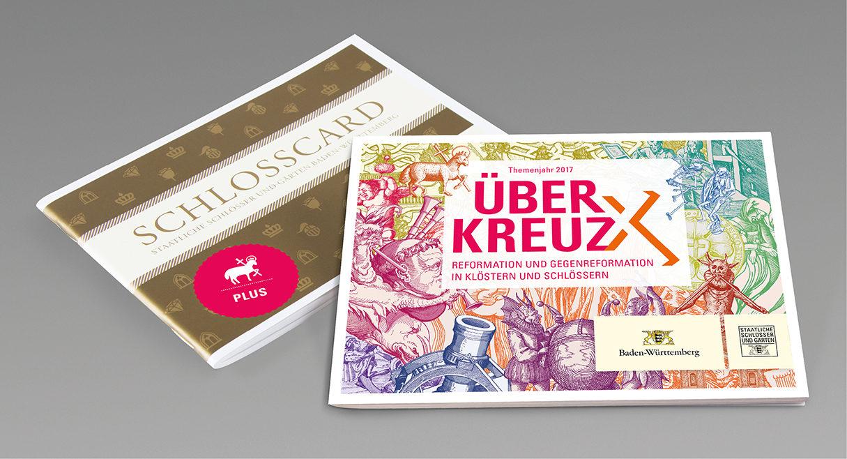 Schlosscard — абонемент для посещения замков Германии
