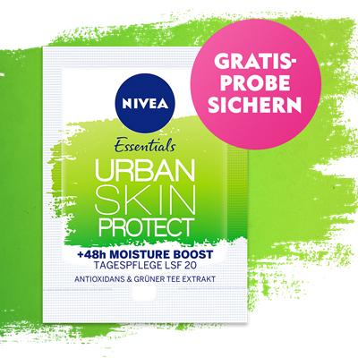 Крем для лица NIVEA Urban Skin Protect