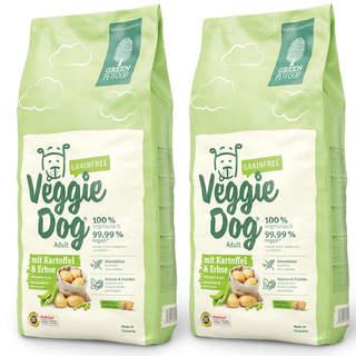 Корм для собак Green Petfood